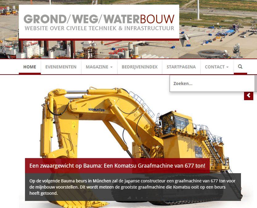 Artikel: Vakblad GWW