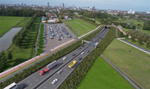 Project up-date: Rotterdamsebaan